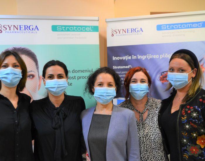 Synerga Donates Masks GR