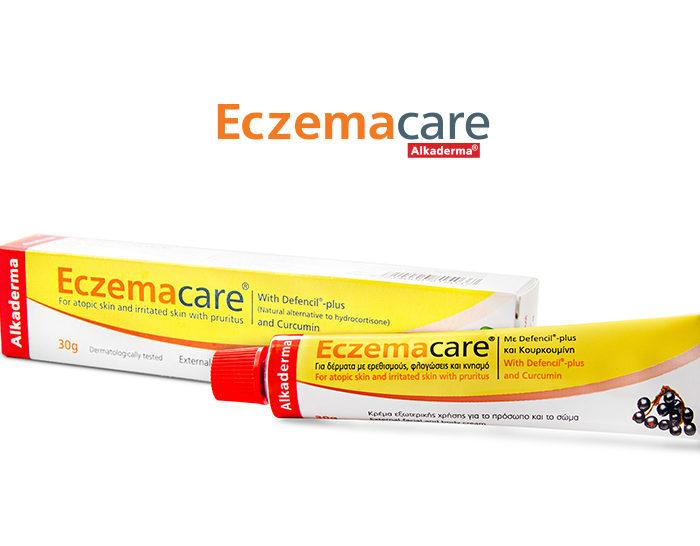 Alkaderma Eczemacare