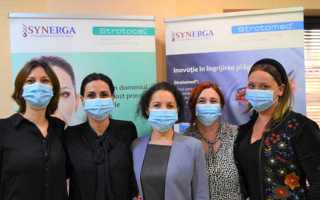 Alături de medici și pacienți: Măști pentru protecție împotriva SARS-CoV-2